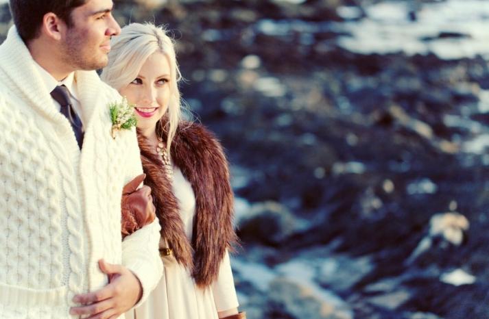 winter wedding california elopement 33