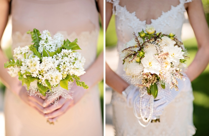 vintage wedding style wedding photography bridal bouquet