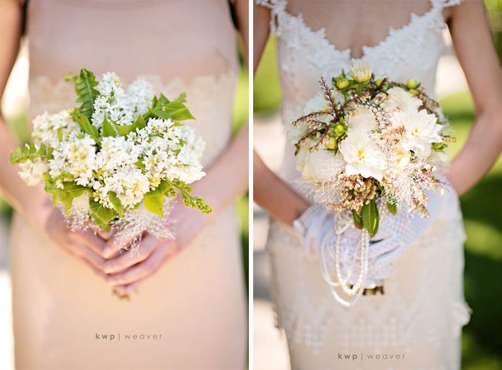 vintage wedding style wedding photography bridal bouquet