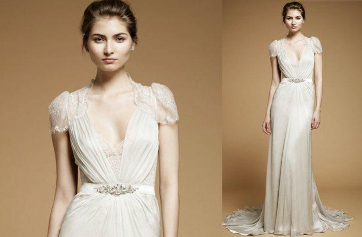 Deep-v-neck-wedding-dress-2012-jenny-packham