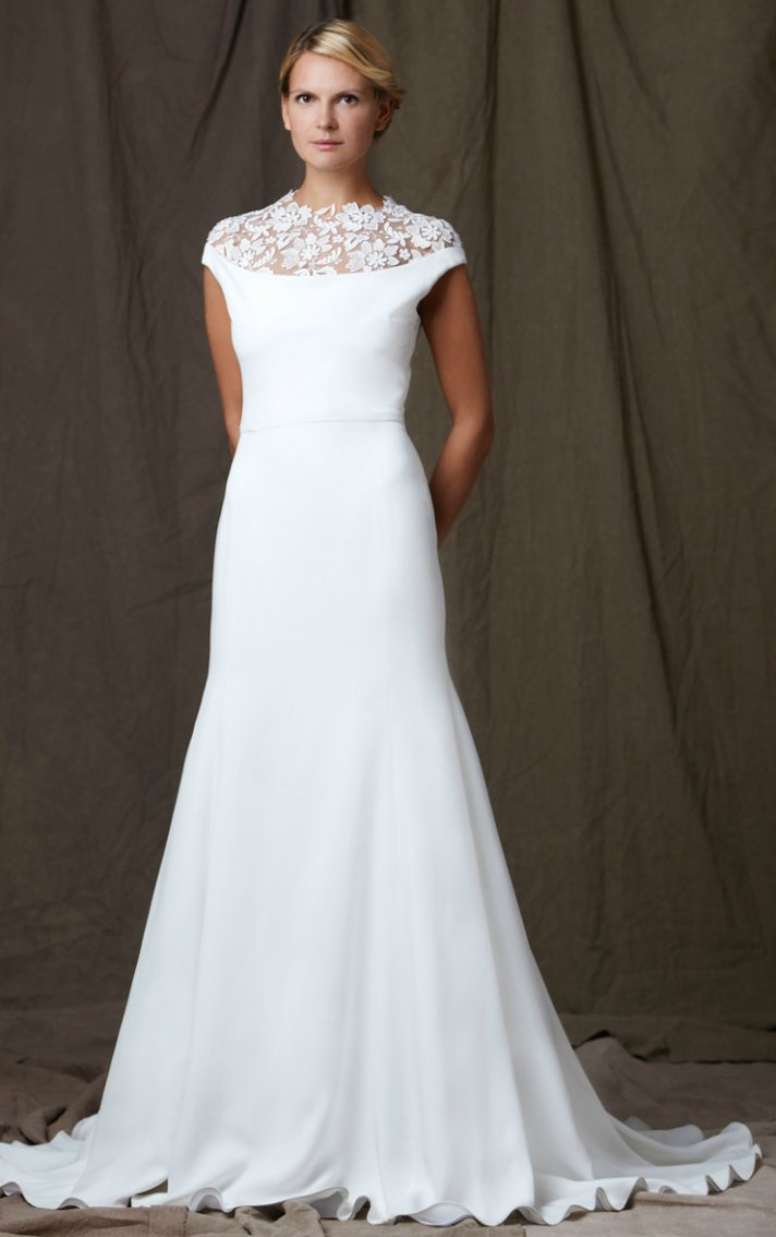 5 Favorite 2012 Wedding Dresses By Lela Rose Onewed