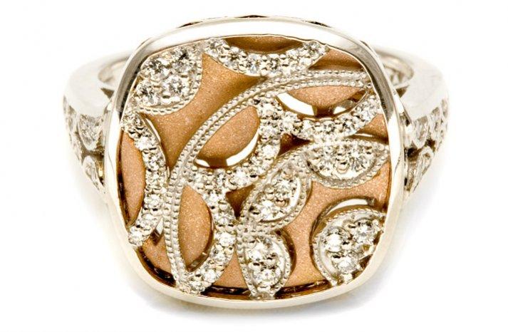 tacori statement ring wedding jewelry
