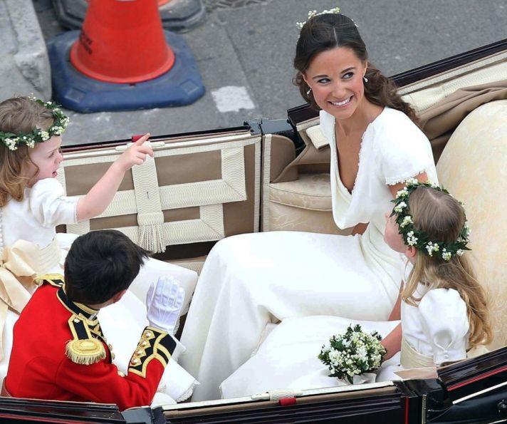 pippa middleton bridesmaids dress