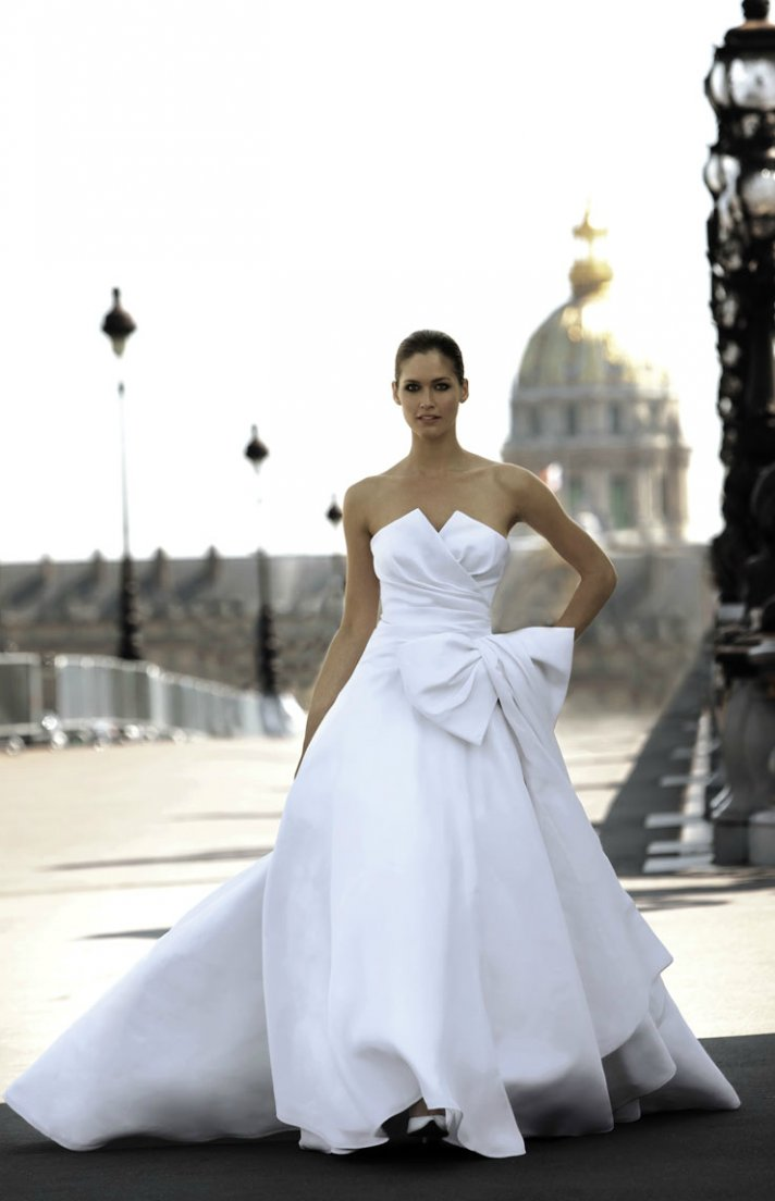 cymbeline paris wedding dress 2012 ballgown