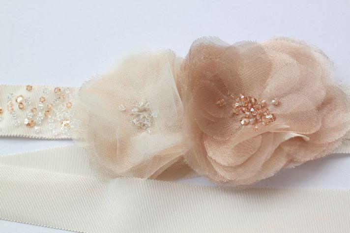 wedding dress accessories bridal sash