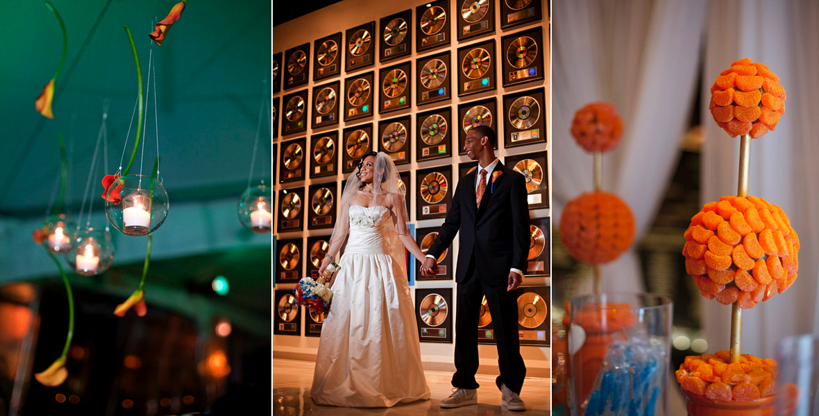 Wedding Colors Brown Blue And Orange - Wedding Ideas