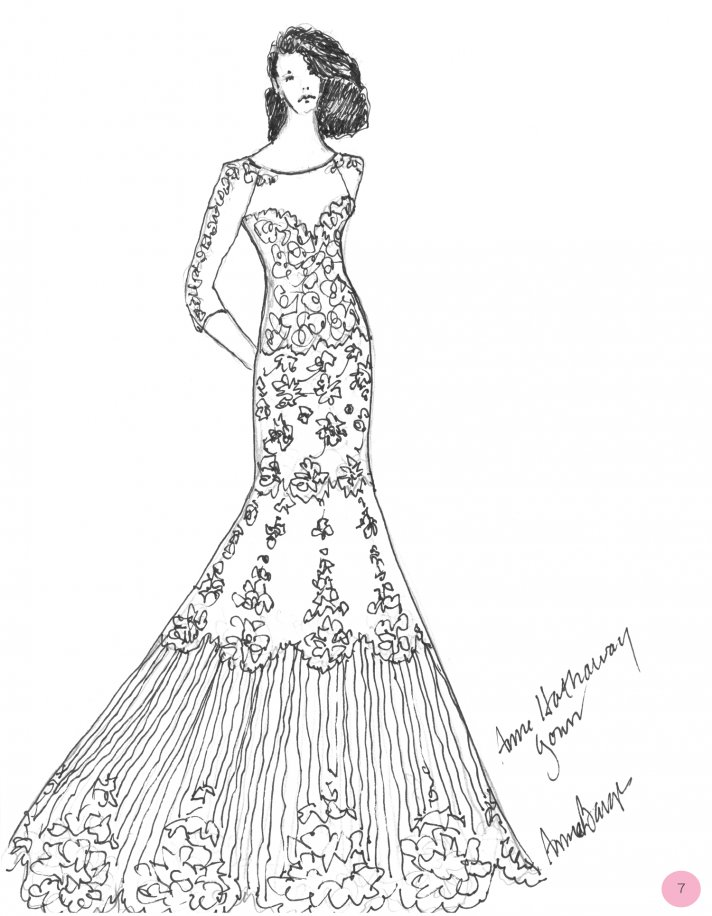 Vote for anne hathaways wedding dress junglespirit Gallery