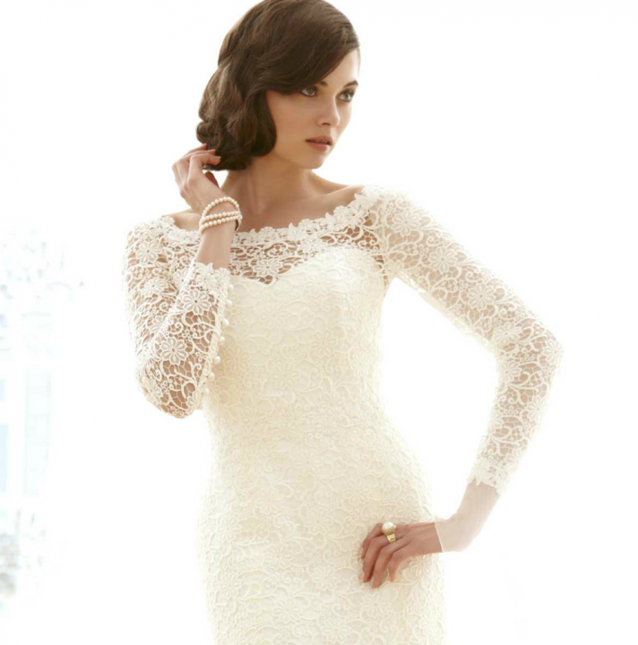 2012 Wedding Dresses Alluring Transparency from Sassi Holford