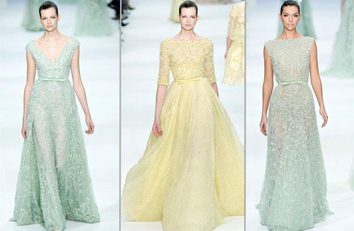 spring wedding dress inspiration elie saab