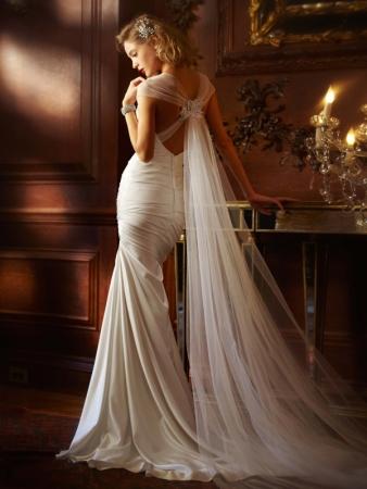 Wedding dress galina signature