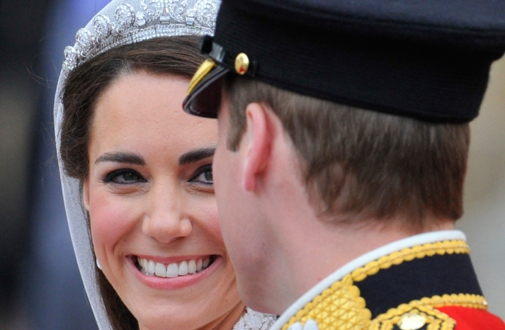 royal wedding up close kate middleton close up