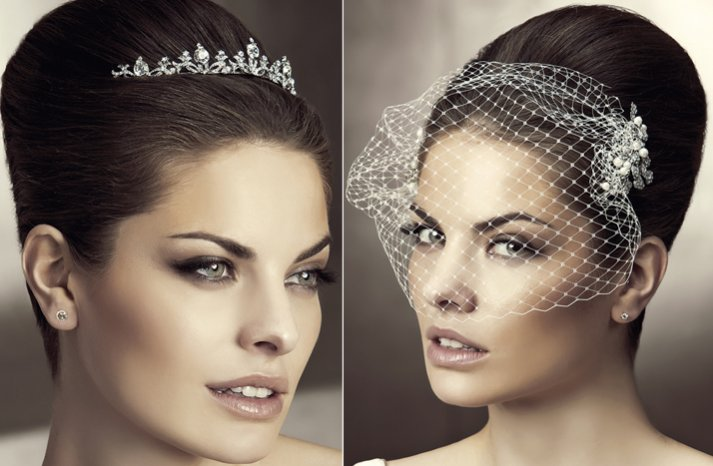 2012 wedding hair accessories bridal hairstyles pronovias 8