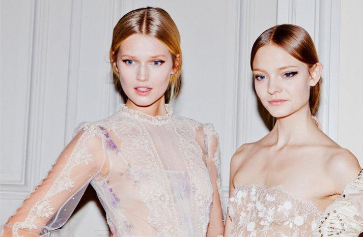 2012 couture hair makeup wedding inspiration natural