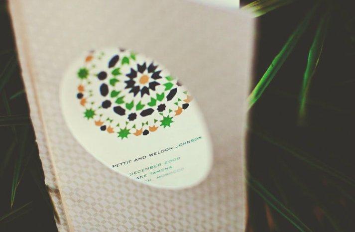desert wedding offbeat wedding style casual marrakech wedding invitations