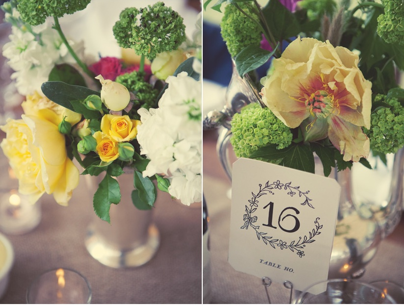 Tanya\'s blog: wedding reception table numbers vintage inspired ...