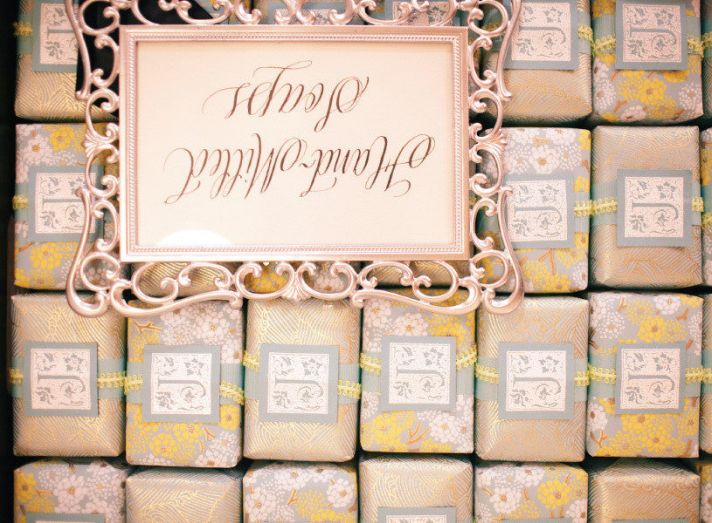 wedding guest favors ideas Desi Baytan Photography