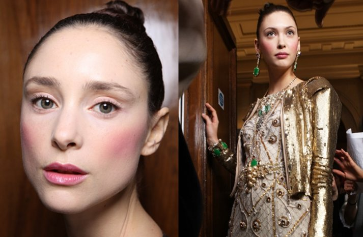 temperley london wedding makeup hair inspiration