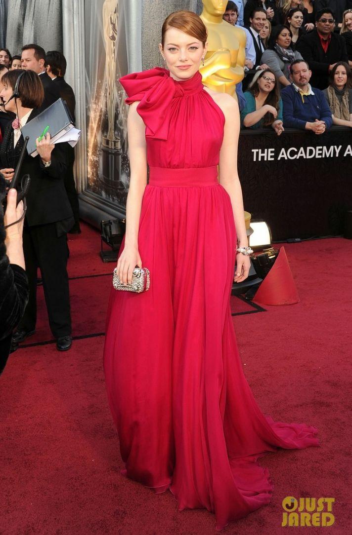 Oscar-worthy wedding dress inspiration: Michelle Williams, Emma Stone, Kristen Wiig