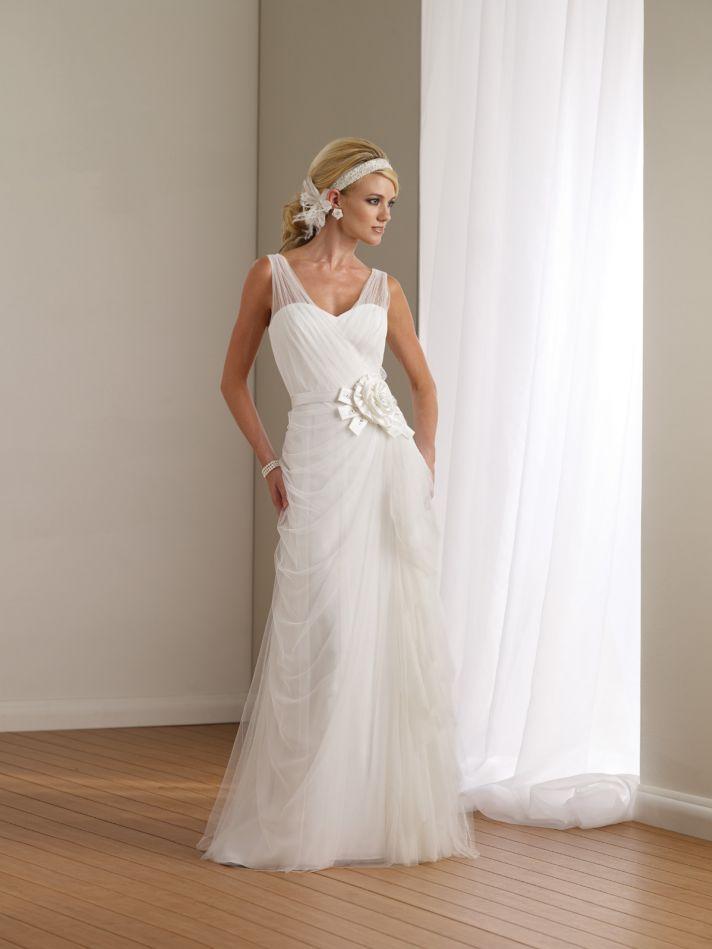 2012 wedding dress destinations mon cheri casual bridal gowns 112103