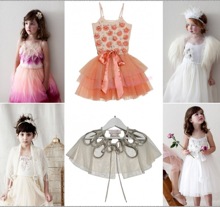 2012 dresses for flower girls