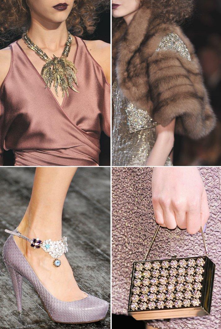 wedding accessories bridal heels paris fashion week