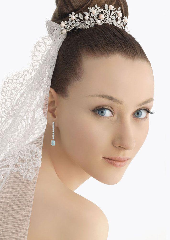 romantic bridal veils by rosa clara romantic 2