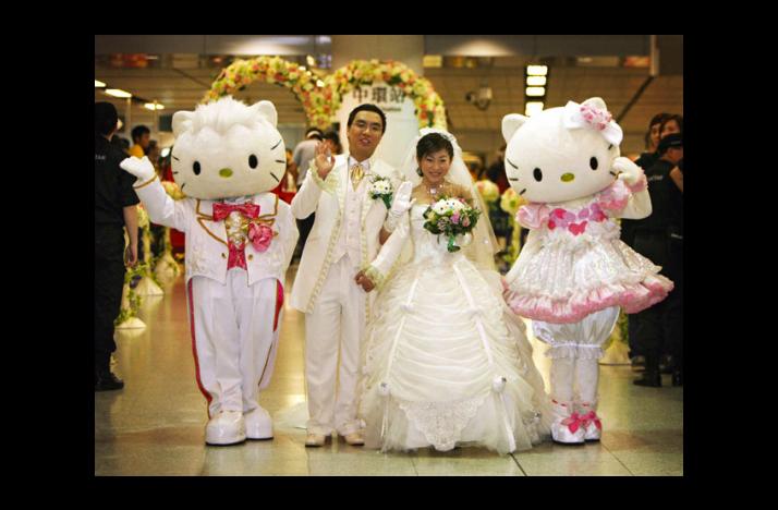 Weird, Wonderful and Wacky Weddings | The Rongolian Star