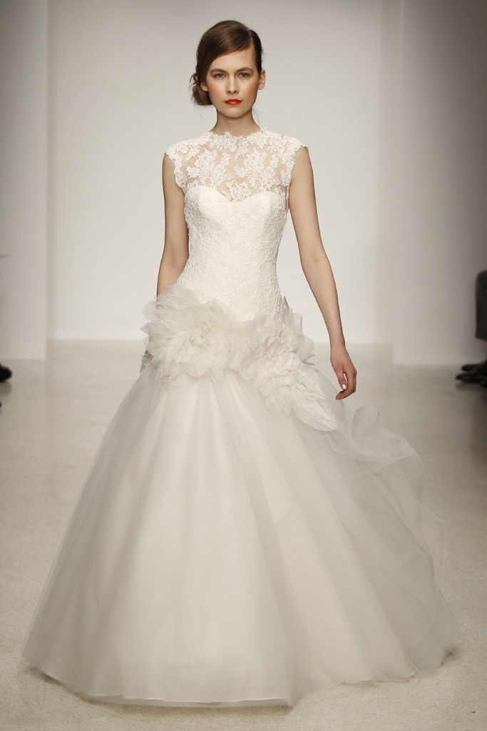 wedding dress by Amsale Spring 2013 bridal gowns 13