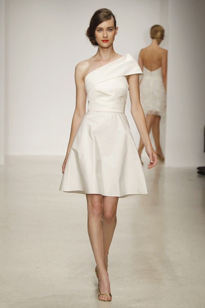 wedding dress by Amsale Spring 2013 bridal gowns 8