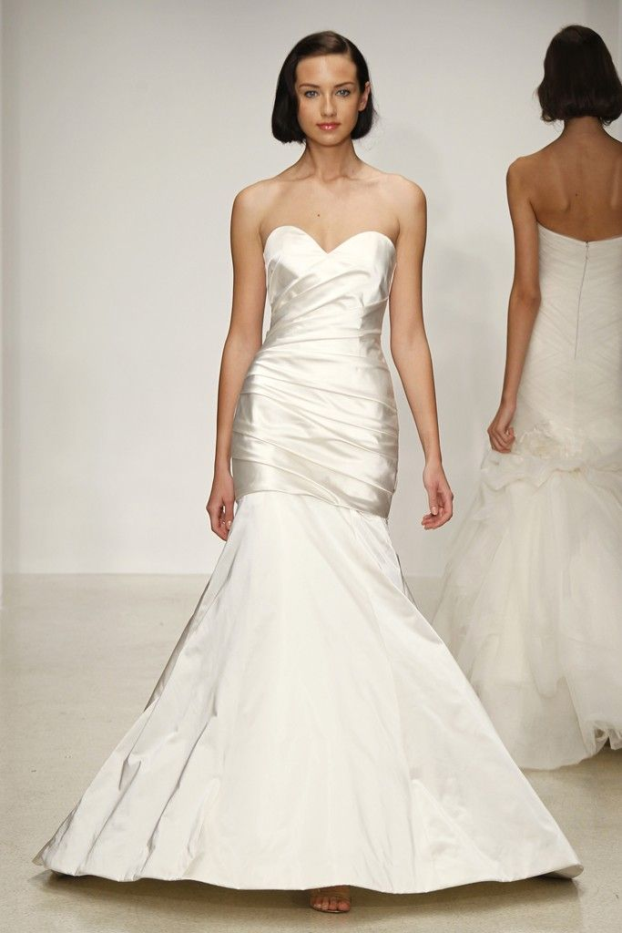 Spring 2013 wedding dress by Kenneth Pool bridal gowns 6