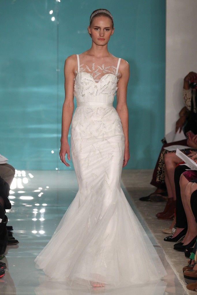 Sheer fabric for wedding dress