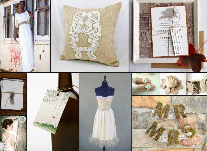 hemp wedding inspiration eco friendly bridal finds 4 20