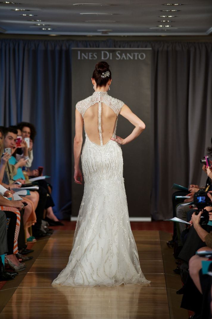 wedding dress spring 2013 bridal gowns Ines di Santo 25