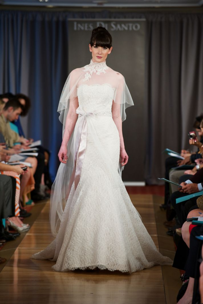 wedding dress spring 2013 bridal gowns Ines di Santo 12