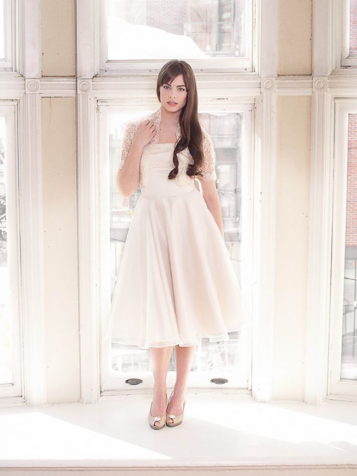 Beautiful Affordable Wedding Dresses For The Vintage