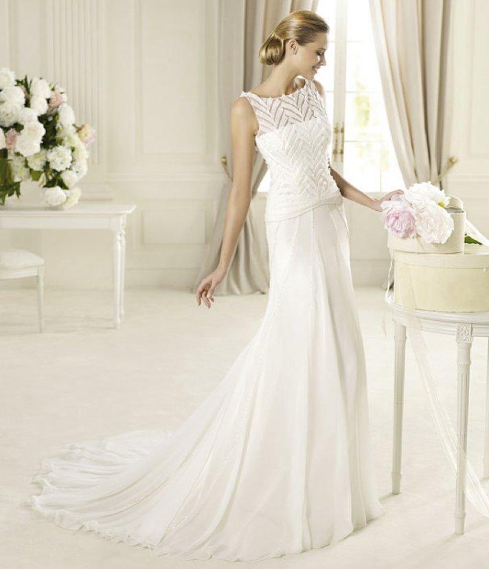 2013 wedding dress manuel mota bridal gowns 3