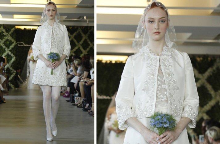 Prettiest Little White Wedding Dresses Of Spring 2013