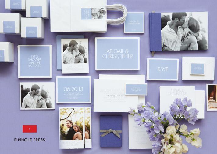 personalized wedding ideas custom photo save the dates wedding invitations teal white tiffany blue