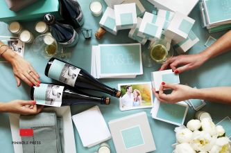 Wedding Blogs: Pink and Teal Real Wedding | Wedloft by