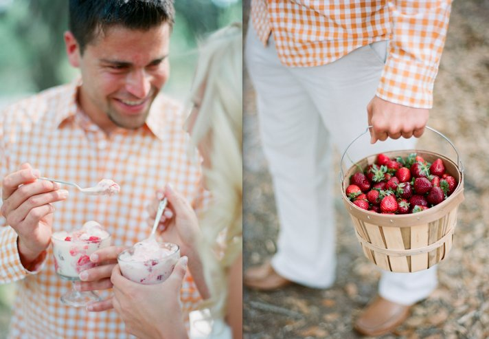 support local growers ice cream strawberries