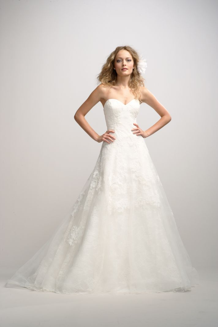 Best wedding dresses from fall 2012 watters bridal for Wedding dresses by watters