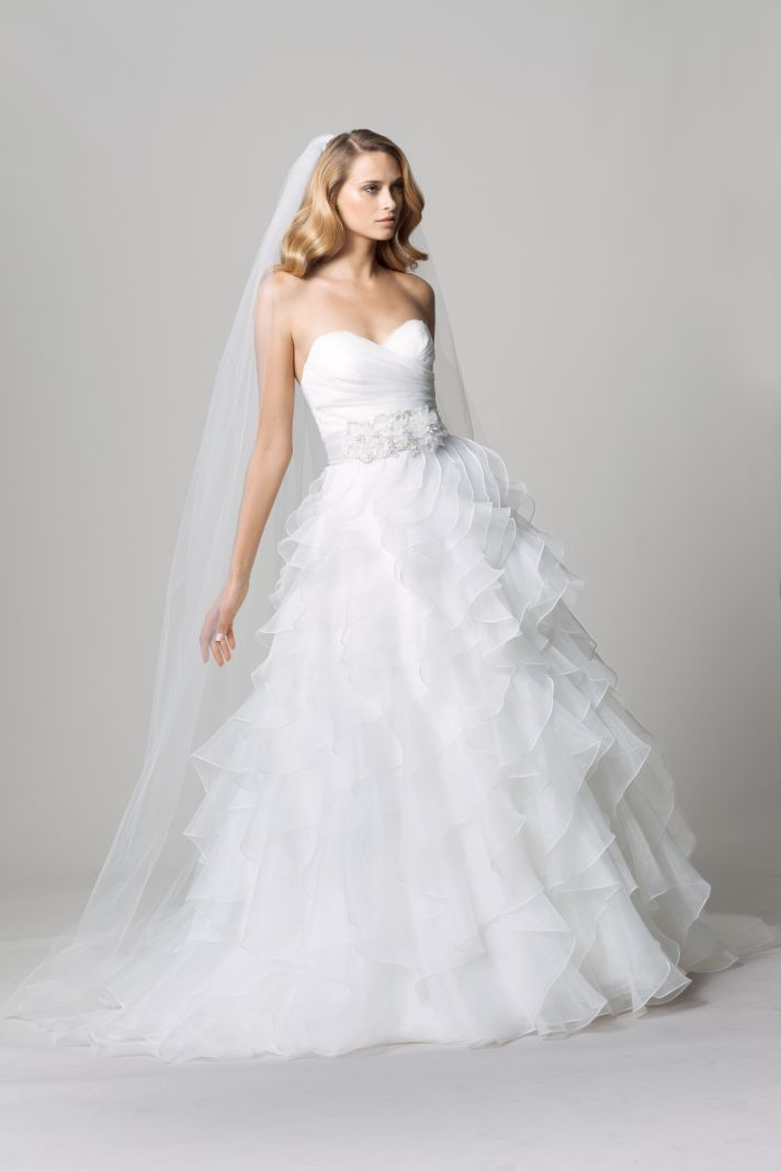 Easy on the budget easy on the eyes wtoo wedding dresses for Wedding dresses by watters