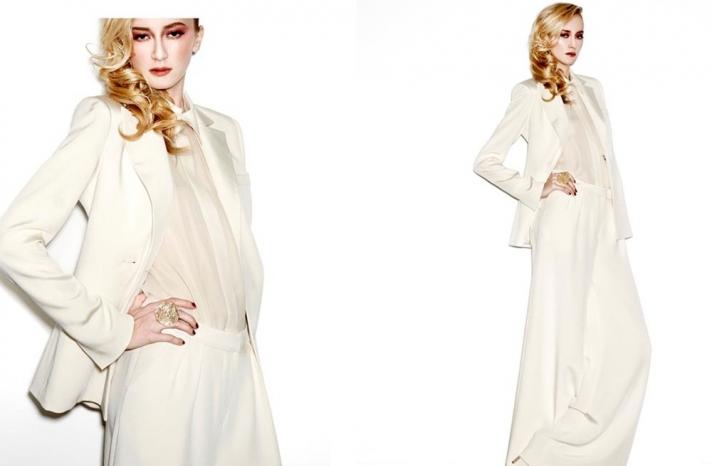 daring new wedding dress designer Houghton NYC bridal gowns 3