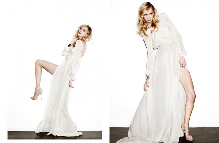 daring new wedding dress designer Houghton NYC bridal gowns 18