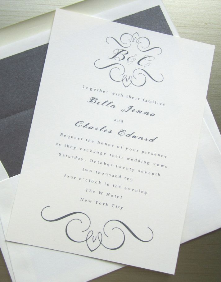 9 Creative Ways To Incorporate Your Wedding Monogram
