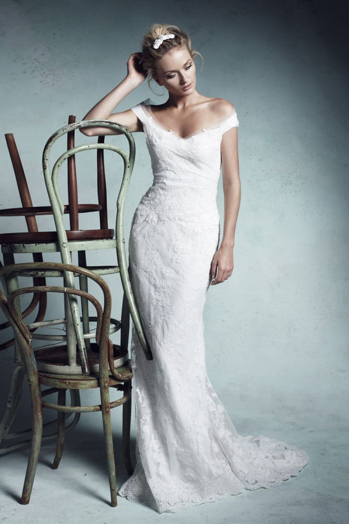 7 Enchanted Wedding Dresses from Collette Dinnigan