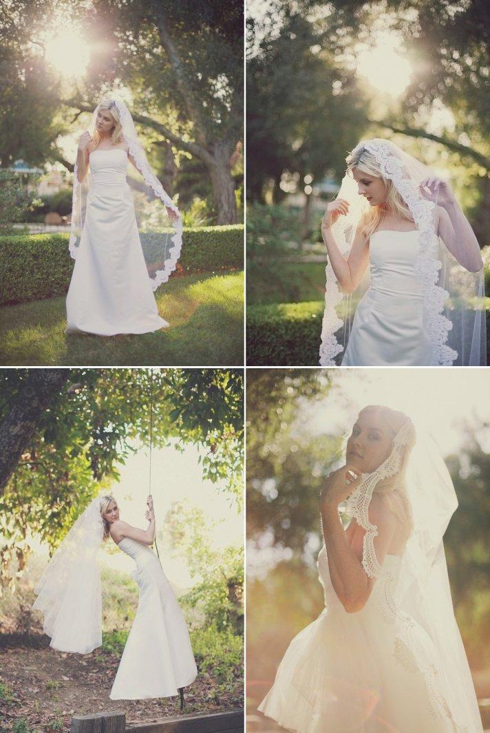 summer brides guide to wedding veils bridal hair accessories 2