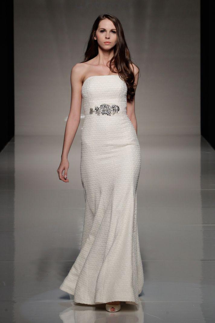 london 2013 wedding dress international bridal gowns sanjuka Kisui 4