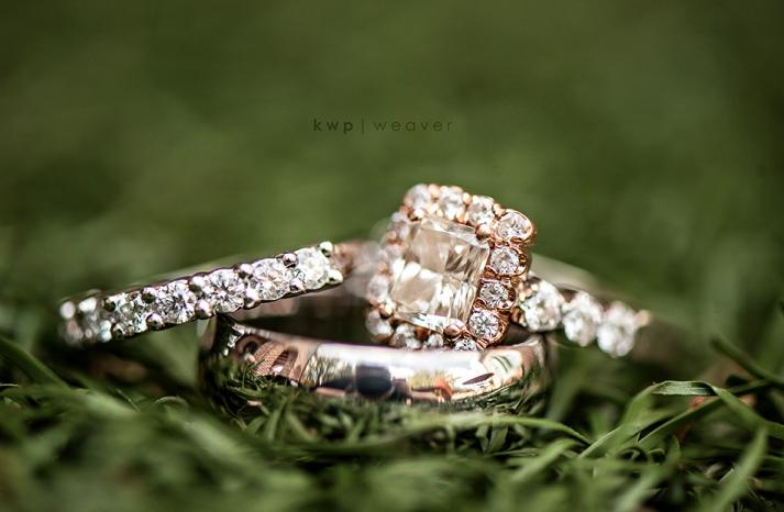 real wedding detail shot reasons to splurge on the wedding photographer engagement ring wedding bands