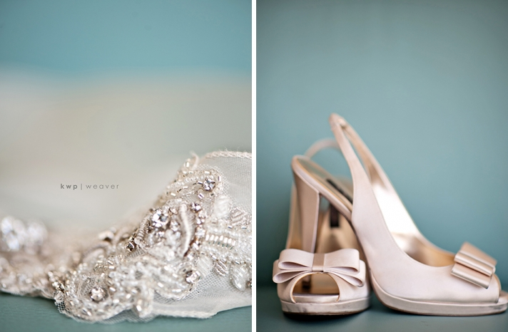 artistic wedding photography detail shots wedding shoes gown